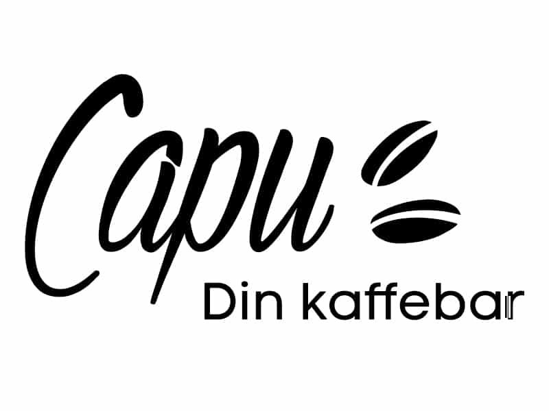 capu kaffebar logo
