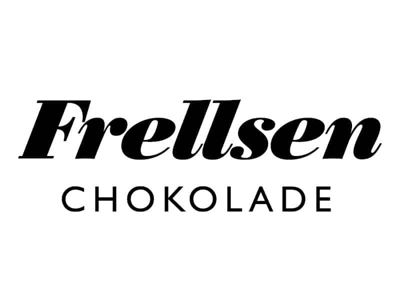 frellsens chokolade logo