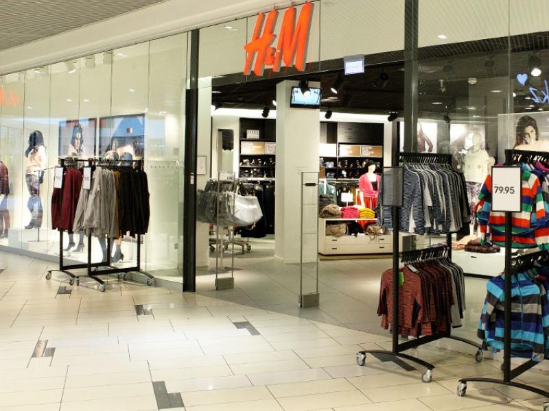 H&M børnetøj hjørring