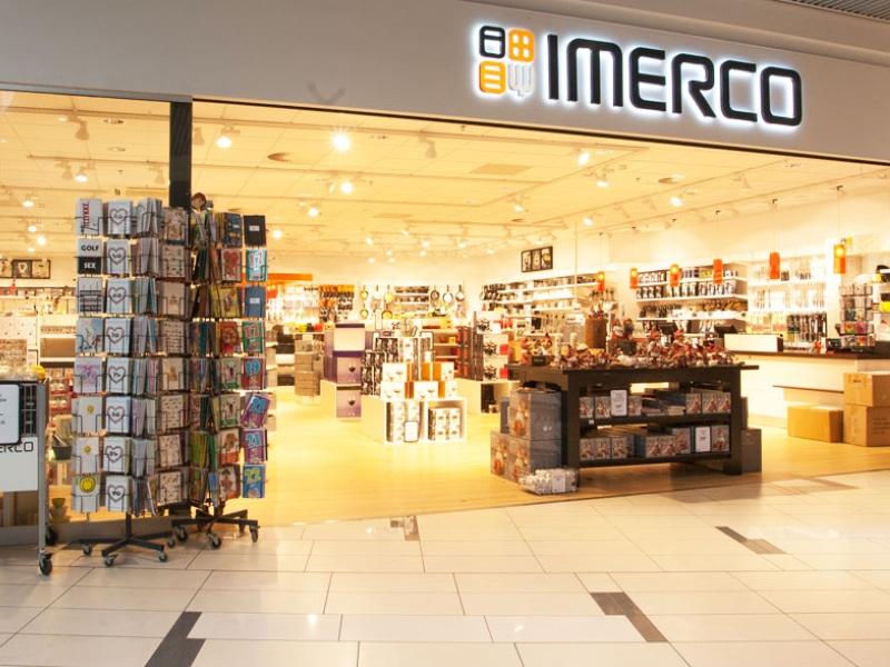 imerco butik facade
