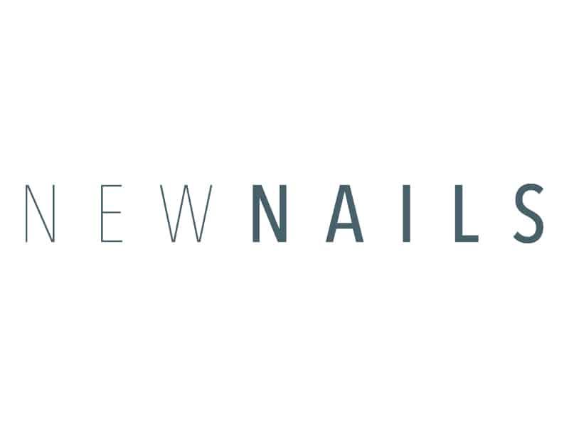 new nails logo