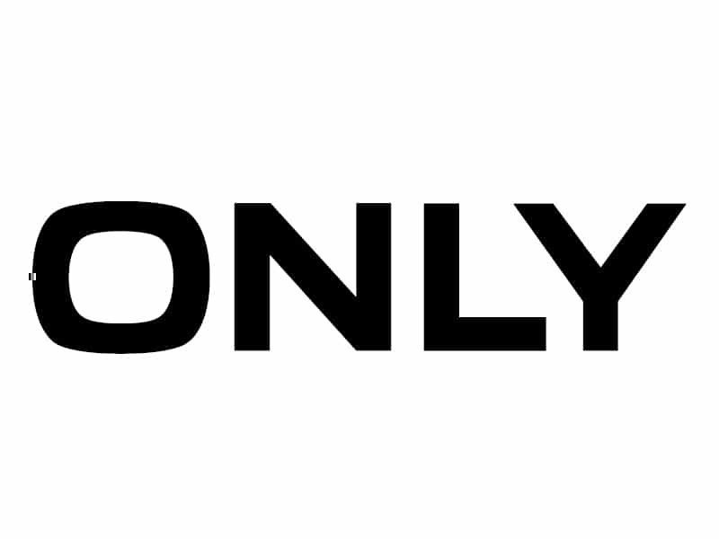 only logo