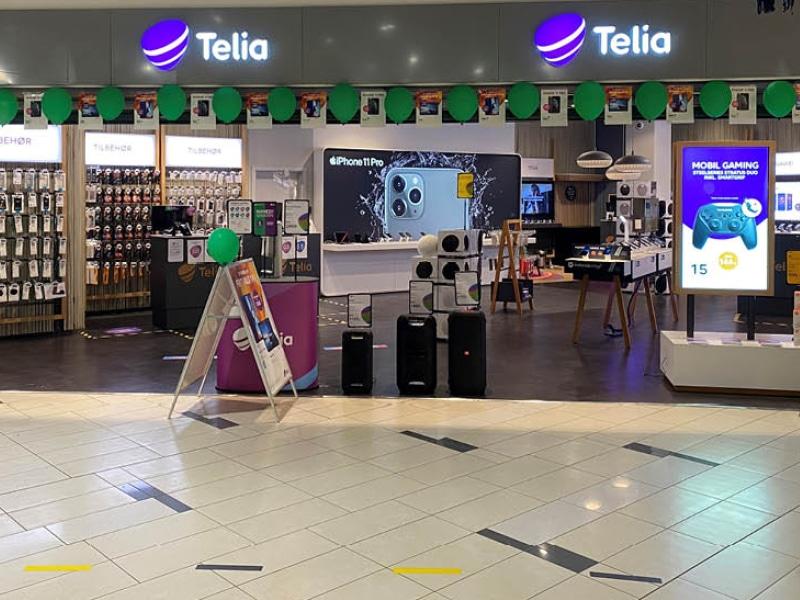 telia facade
