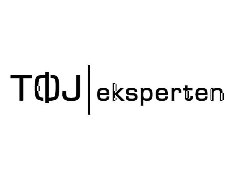 tøjeksperten logo