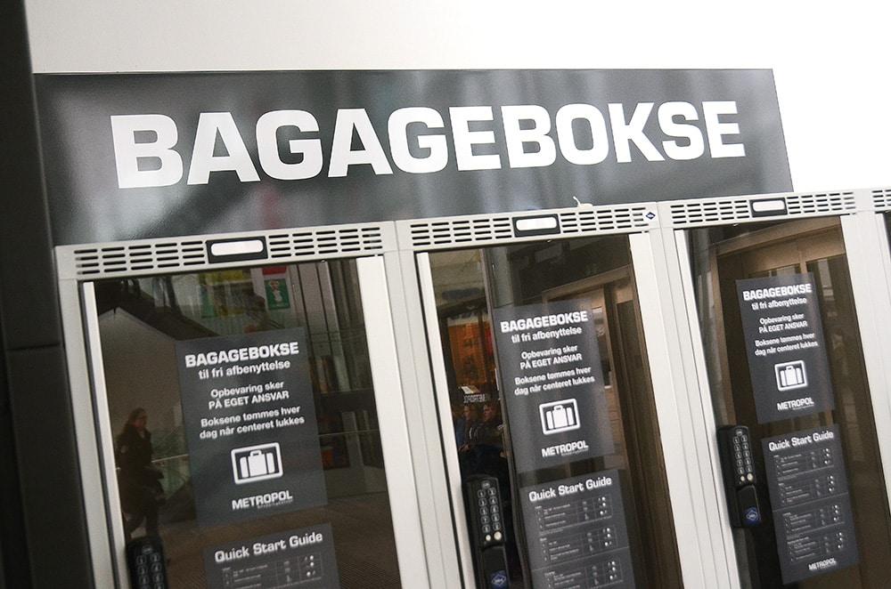 bagagebokse