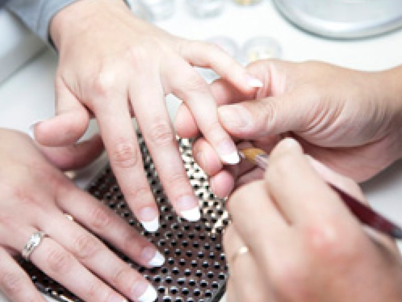 new nails foto