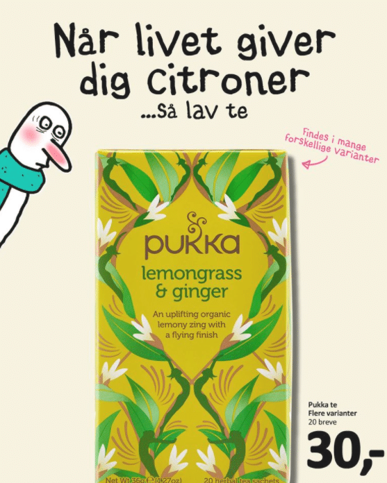 normal pukka te